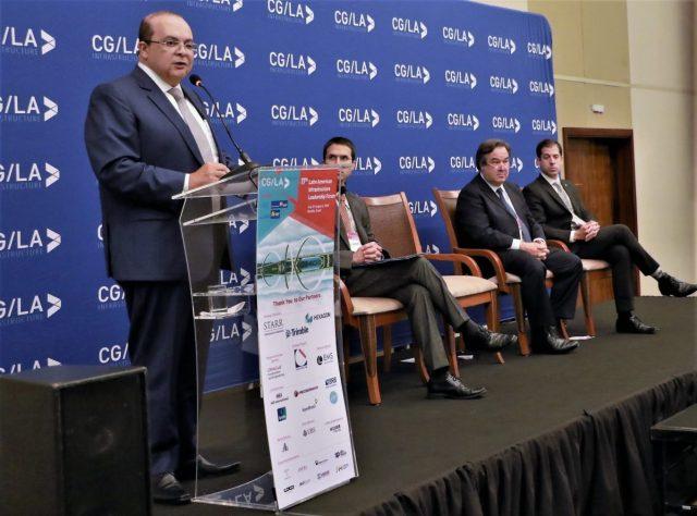 Construção de gasoduto é destaque do GDF para atrair investimentos internacionais