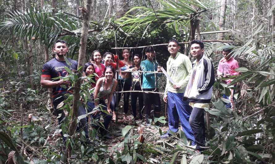 Estudantes de Barreirinha (AM) transformam Amazônia em sala de aula e serão representantes do Brasil em conferência na Itália