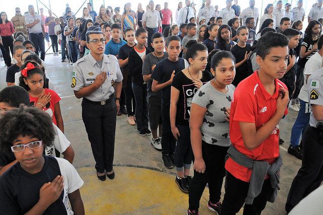 Escolas de Santa Maria e Gama vão aderir à militarização em 2020
