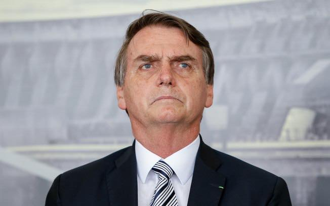 """""""Lamento que final da carreira de Moro seja desta forma"""". diz Bolsonaro"""