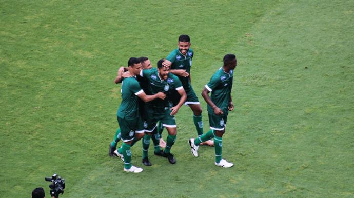 Com dois de Tarta, Gama goleia Taguatinga pela estreia do Candangão