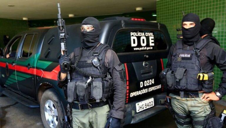 Bolsonaro concede paridade na aposentadoria integral da Polícia Civil do Distrito Federal, PF e da PRF