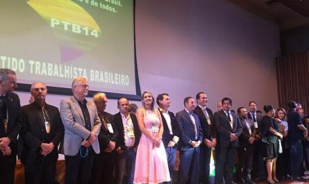 PTB-DF ganha musculatura com Jaqueline Silva no comando