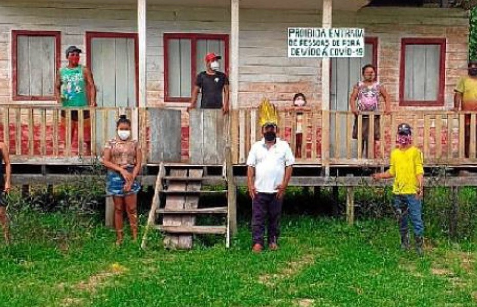 povos indígenas: Supremo Tribunal Federal ordena proteção a índios contra coronavírus