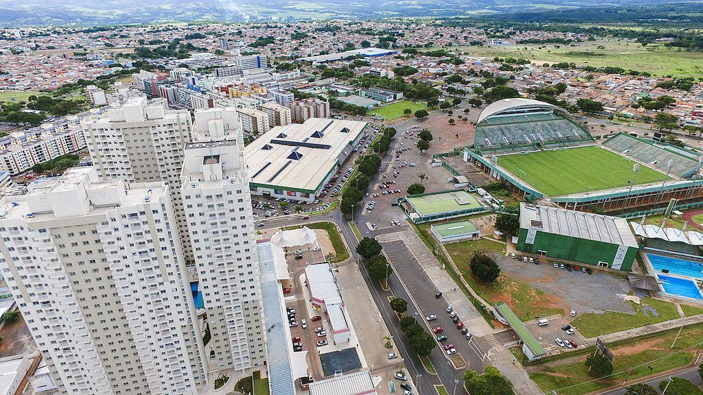 À medida que o Gama cresce, infraestrutura se aprimora: é mais qualidade de vida para a população| Foto: Divulgação/Terracap