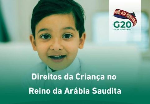 Criança, prioridade do reino da Arábia Saudita