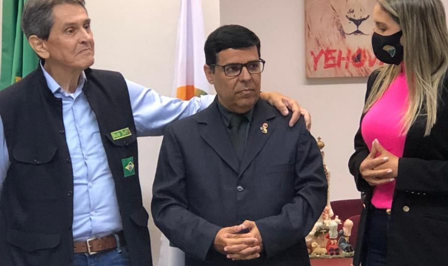 Paulo Fernando se filia ao PTB em ato histórico e concorrerá a uma vaga na Câmara dos Deputados em 2022