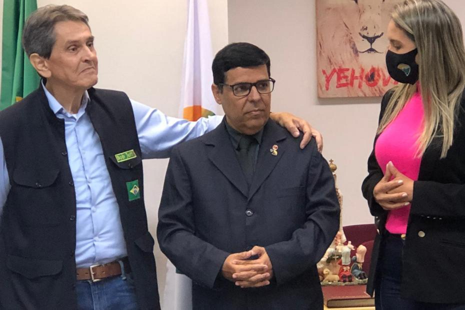 Paulo Fernando se filia ao PTB em ato histórico e pode disputar uma vaga na Câmara dos Deputados em 2022