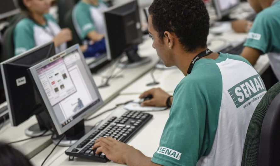 Senai-DF oferece cursos gratuitos de formação profissional