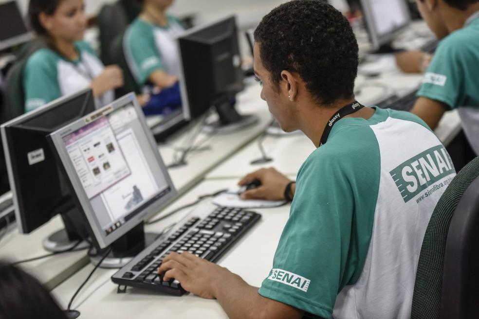 Senai-DF oferece cursos de formação profissional