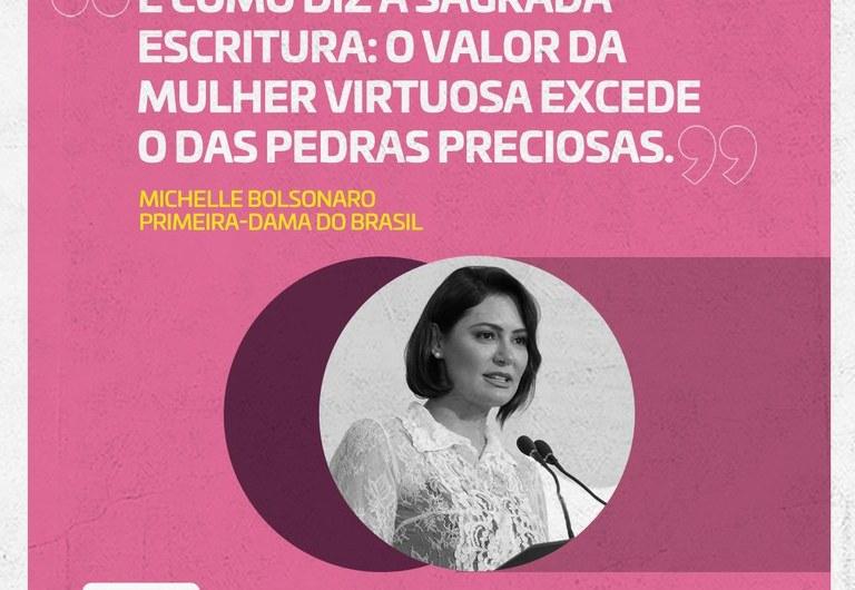 No Dia da Mulher grandes mulheres brasileiras são homenageadas