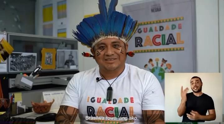 """Para celebrar o Dia Internacional contra a Discriminação Racial, ministério lança a campanha """"Eu sou a cor do Brasil"""""""