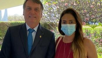 Flávia Arruda é a nova ministra da Secretaria de Governo