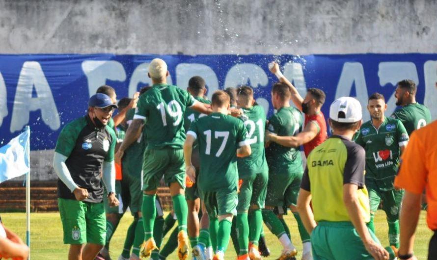 Gama vence Luziânia por 2 a 1 e assume a vice liderança