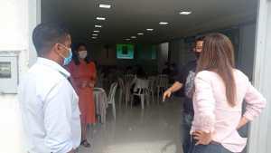 secretária em ong no Gama