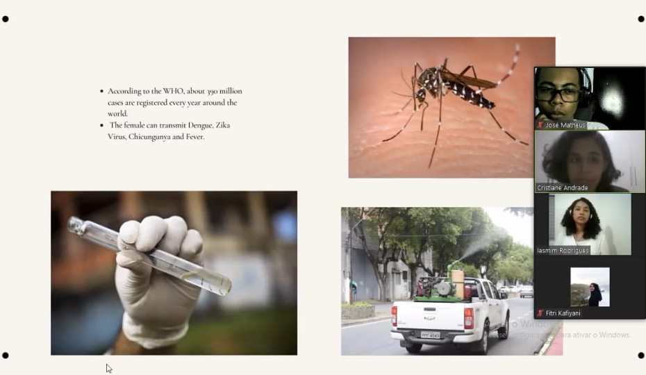 Inteligência artificial contra a dengue