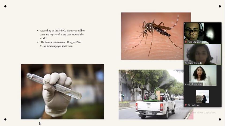 Inteligência artificial contra a dengue