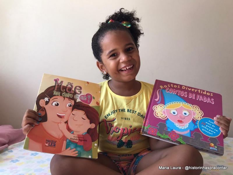 """Pais criam comunidade de leitura digital gratuita """"Historinhas pra Contar"""""""