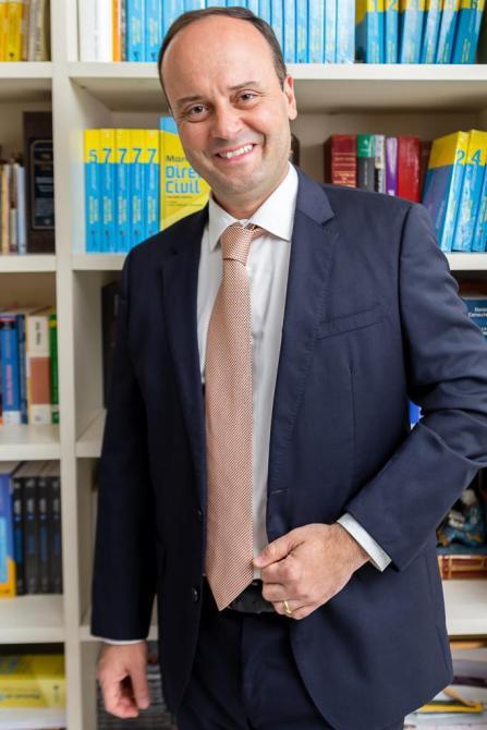 Pablo Stolzi, juiz de Direito - Foto Pablo C e Ka Fotografia.