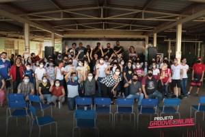 Sendo um grande sucesso, Projeto Grooveonline segue promovendo oficinas musicais em escolas do DF