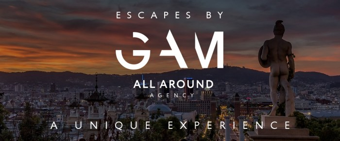 Nuestros Escape Rooms en Barcelona y Girona al aire libre