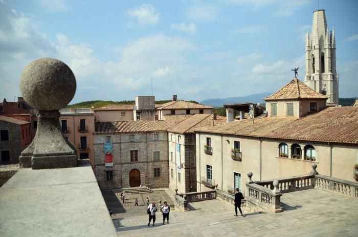 Girona es considerado uno de los núcleos medievales mejor conservados de toda Europa