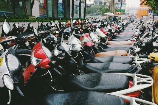 Was dem Holländer sein Fahrrad, ist dem Vietnamesen sein Moped