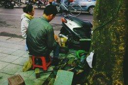 Straßenwerkstatt