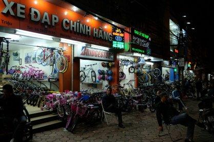 Die Fahrrad Straße