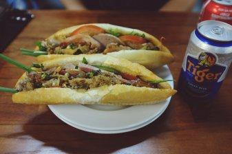 Da ist es, das beste Sandwich der Welt