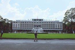 Palast der Wiedervereinigung