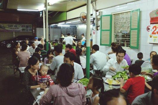 Straßenküche/Restaurant