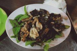 Frosch auf vietnamesisch
