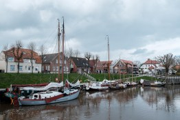 Museumshafen in Carolinensiel