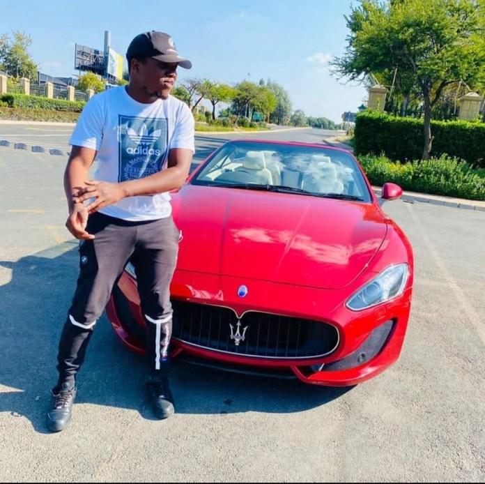 Flamboyant Zimbabwean Thug, Ronnie McMillan shot seven times in Midrand,  South Africa. - Gambakwe Media