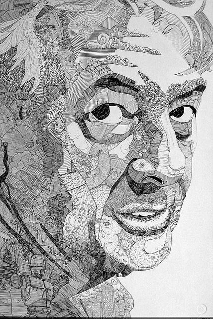 Koleksi Gambar Doodle Art Terbaik Terbaru