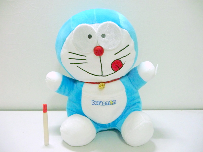 Foto Boneka Doraemon Jumbo Lucu