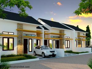 Desain Rumah Model Tropis 2 3