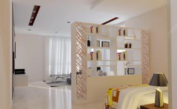 Desain kamar Tidur Utama Model 1 2
