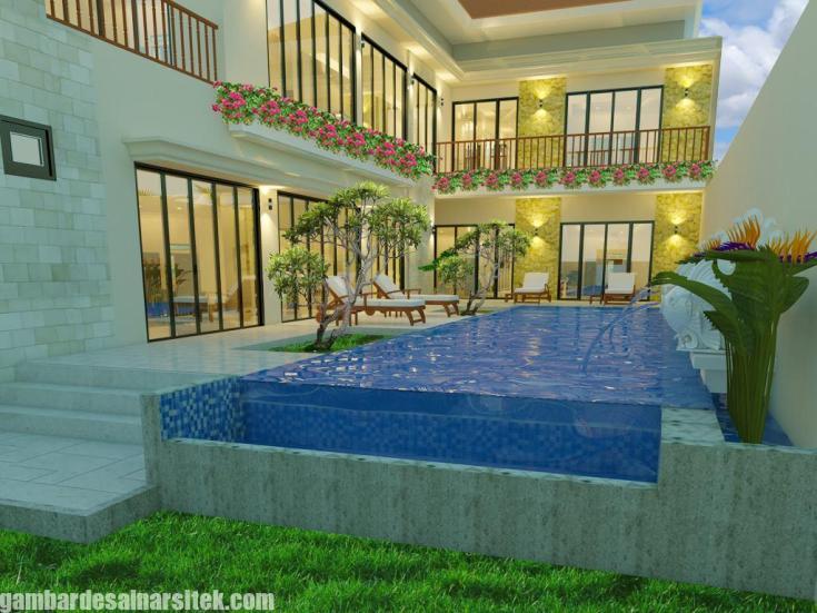 Desain Kolam Renang Rumah inimalis (2)