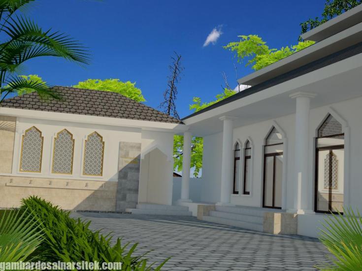 Desain Masjid Minimalis (2)