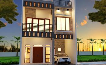 Desain Rumah Minimalis 2 Lantai 63