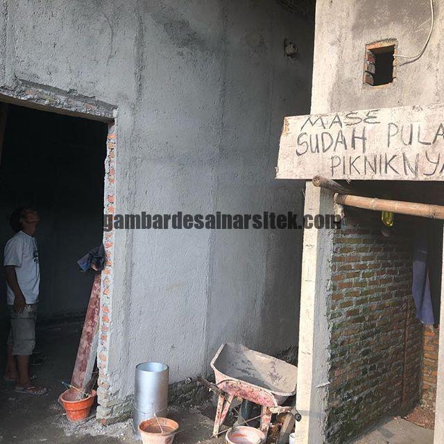 Kontraktor Bangunan Rumah Bandung Jakarta Plester Aci 1