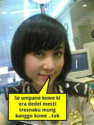 Gambar kata Lucu Bahasa Jawa Cocok untuk Komentar Facebook