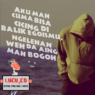 Gambar Kata Lucu Bahasa Sunda Campur Indonesia Terbaru