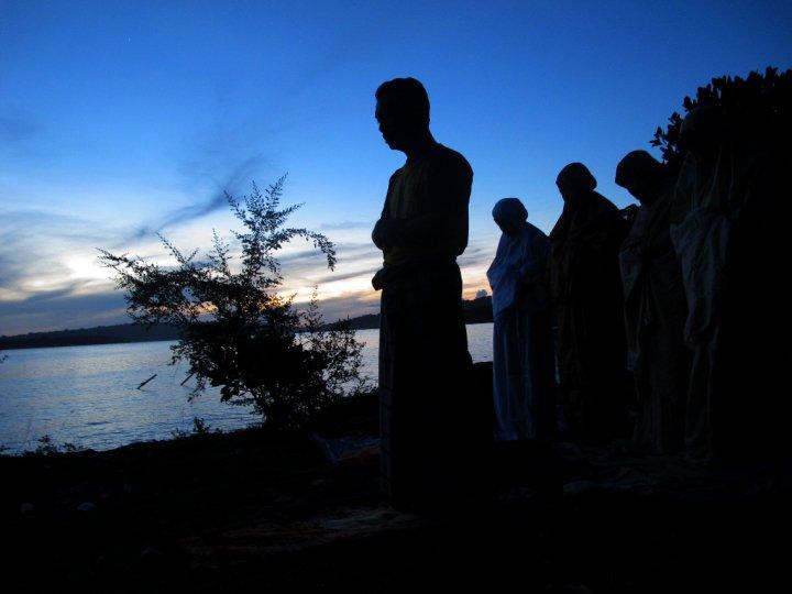 Gambar Indah Waktu Subuh Yang Menakjubkan  GambarGambarco