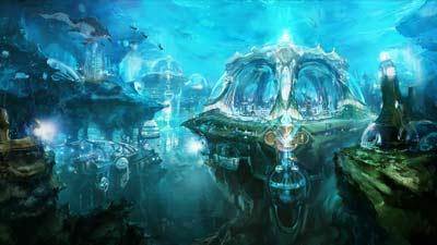 Sejarah Dan Koleksi Gambar Kota Atlantis Yang Hilang  GambarGambarco