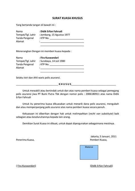 Surat Kuasa Rekening Koran : surat, kuasa, rekening, koran, Contoh, Surat, Kuasa, Pencetakan, Rekening, Koran, Kumpulan