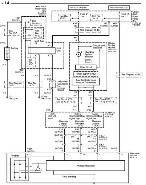 2003 Honda Accord Wiring Diagram