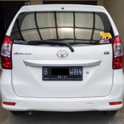 Harga Toyota Grand New Avanza 2016 All Kijang Innova 2019 Over Kredit Kondisi 99 9 Km 1300